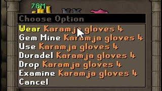 Road to Karamja Gloves 4 & Pots Tab PC! [Epic Adventure #68]