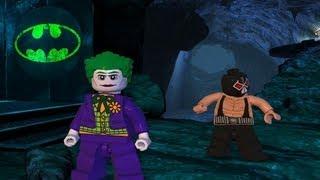 Свежачок охрененной LEGO Batman 2: DC Super Heroes вместе с Юзей ч.2