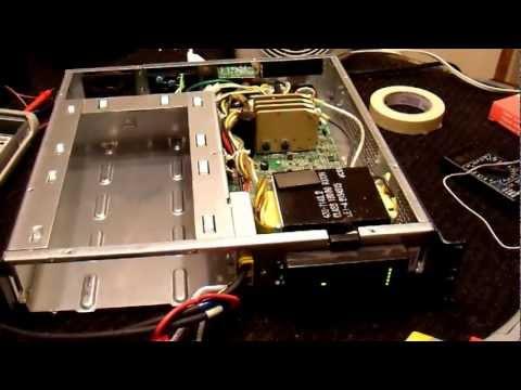 UPS to 1.5kW Sinewave Inverter Conversion part5 - Benchmarking