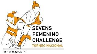 SEVENS FEMENINO CHALLENGE J2