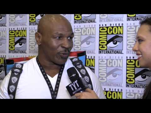 Mike Tyson Mysteries - Interview with Iron Mike and Jim Rash!