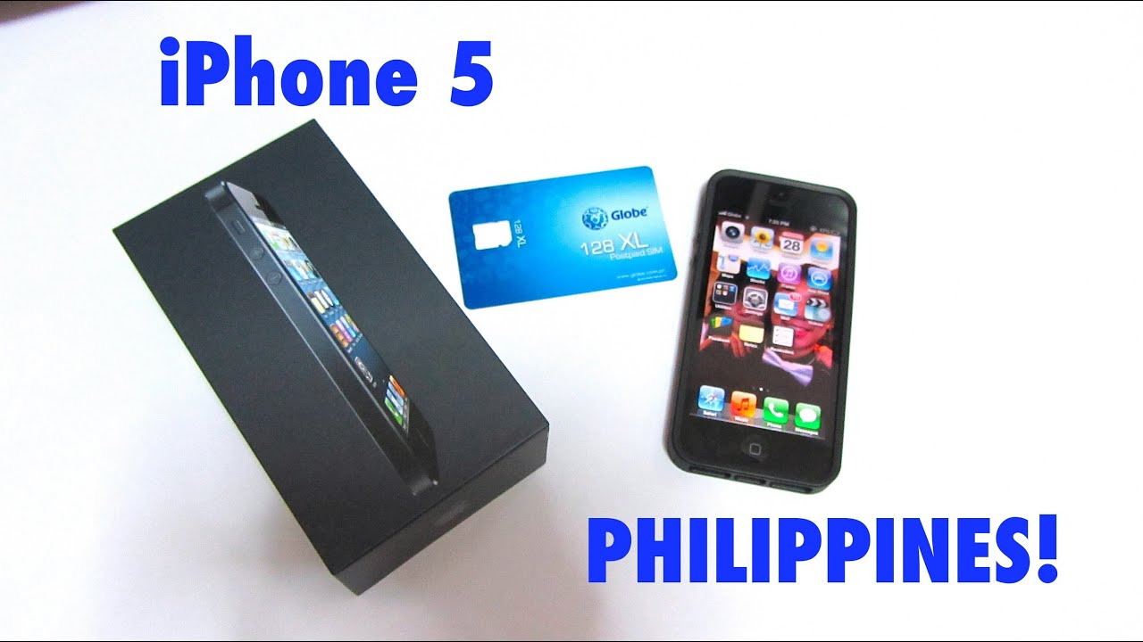 how much are iphone 5 iphone 5 unboxing philippines 17036