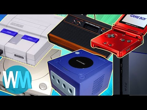 Top 10 Best Looking Video Game Consoles