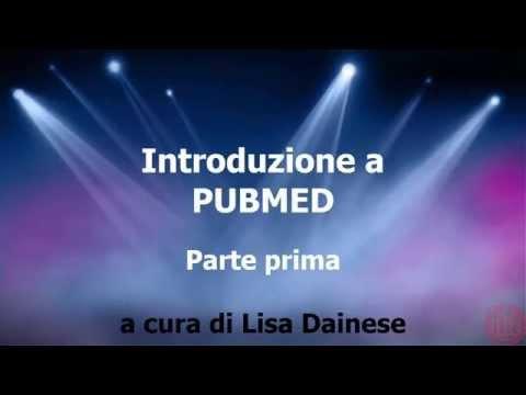 PubMED- Introduzione