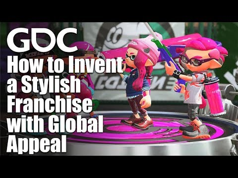 Splatoon and Splatoon 2: How to Invent a Stylish Franchise w