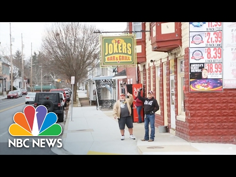 Conservative Town Stands Behind President Donald Trump And Immigration Ban | NBC News