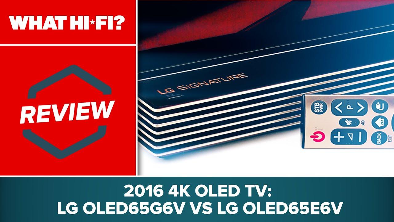 LG OLED65E6V 4K OLED TV review | What Hi-Fi?
