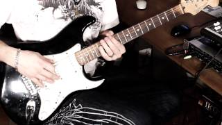 Gitarre lernen: Take a look around - Limp Bizkit Part 1 (HD Metal)