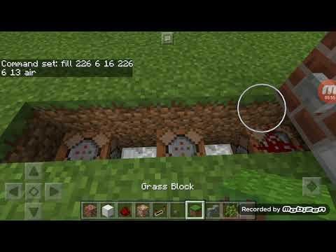Minecraft Garage Door Tutorial Myhiton