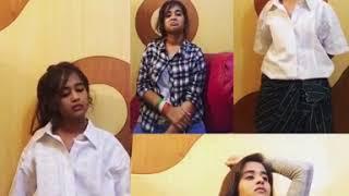 Deepthi Sunaina Cute  Dubsmash || Chennai Express Dubsmash