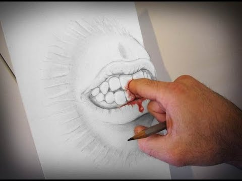 How to draw 3d art for beginners 3d drawing drawing step by step 3d models easy drawings