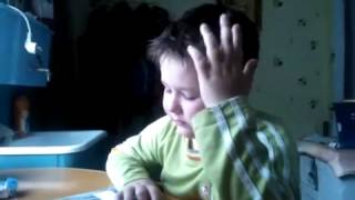 Мальчик учит стих ! Про ласточку! Смотреть до конца(http://www.youtube.com/watch?v=0JZyOnj0h3E герой видео в пусть говорят., 2014-07-29T10:48:20.000Z)