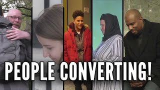 PEOPLE CONVERTING TO ISLAM (EMOTIONAL)