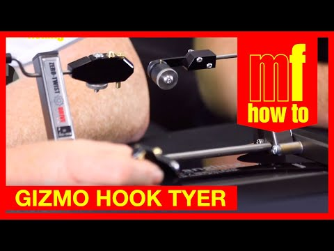 Match Fishing - How To Use The Gizmo ZT Pro Hook Tying Station