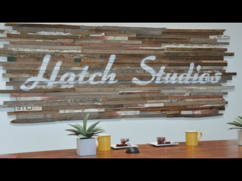 Hatch Studios | Studio Tour