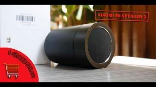 Обзор XIAOMI MI BLUETOOTH SPEAKER 2 (колонка-цилиндр) и как она звучит