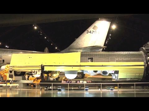 Ultra Secret Spy Satellite is now in the Air Force Museum