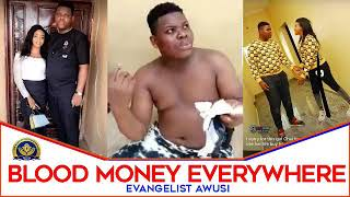 Part 3 ending THE BIGGEST OCCULT TEMPLE IN GHANA.