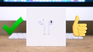 Why You Should Buy Apple AirPods