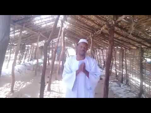 Darfur war: Kalma camp where thousands of displaced are livingمخيم كلمة للنازحين نيالا جنوب دارفور