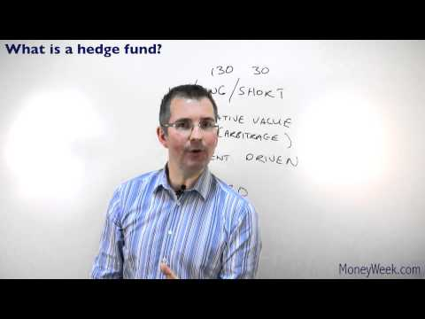What is a hedge fund? - MoneyWeek Investment Tutorials