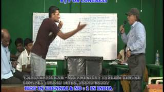 BEST GROUP DISCUSSION TRAINING  INSTITUTION IN CHENNAI -  ENGLISH GROUP DISCUSSION