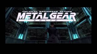 Metal Gear Solid Playthrough pt.1