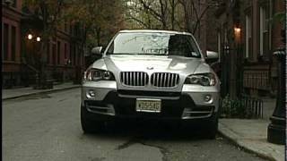 Real World Test Drive BMW X-5 Diesel 2010