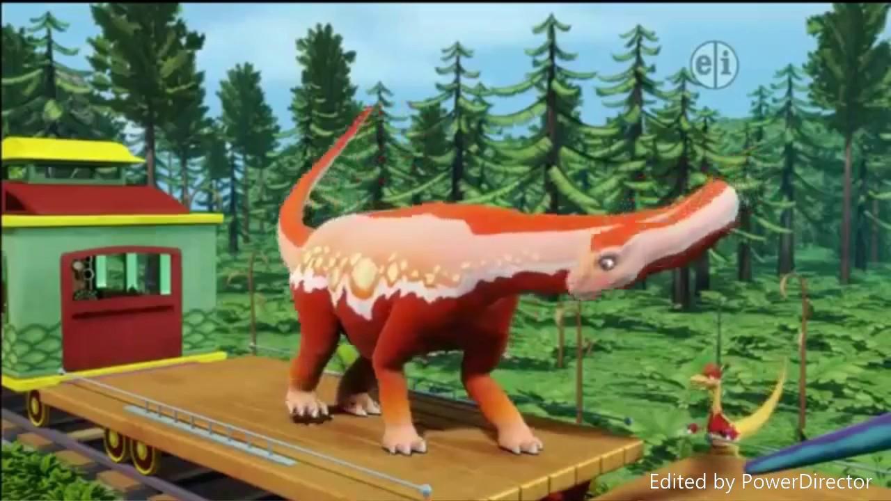 Dinosaur A to Z Song for Preschool Kids (Read in ...