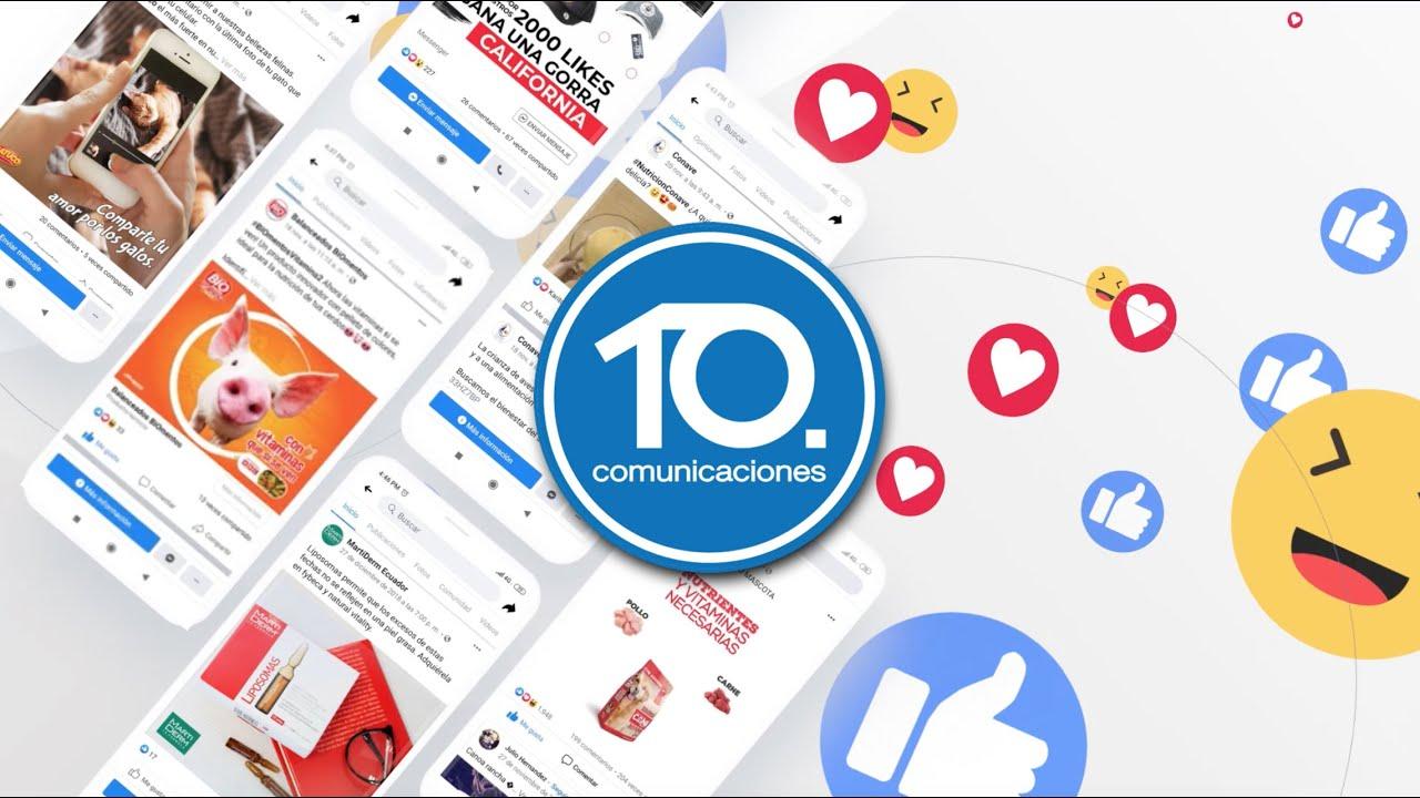 REEL 2020 Agencia DPC Diez Punto Comunicaciones. ¿Qué podemos hacer por tu empresa?