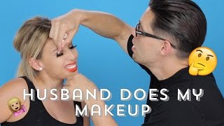 Husband Does My Makeup | Lustrelux