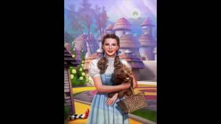 The Wizard of Oz: Magic Match mobile game Levels 1-10