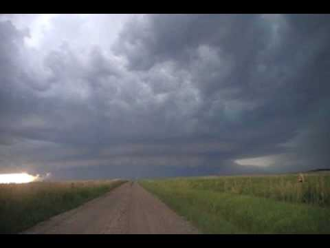 July 23rd, 2010 Supercell Timelapse- Kimball, SD