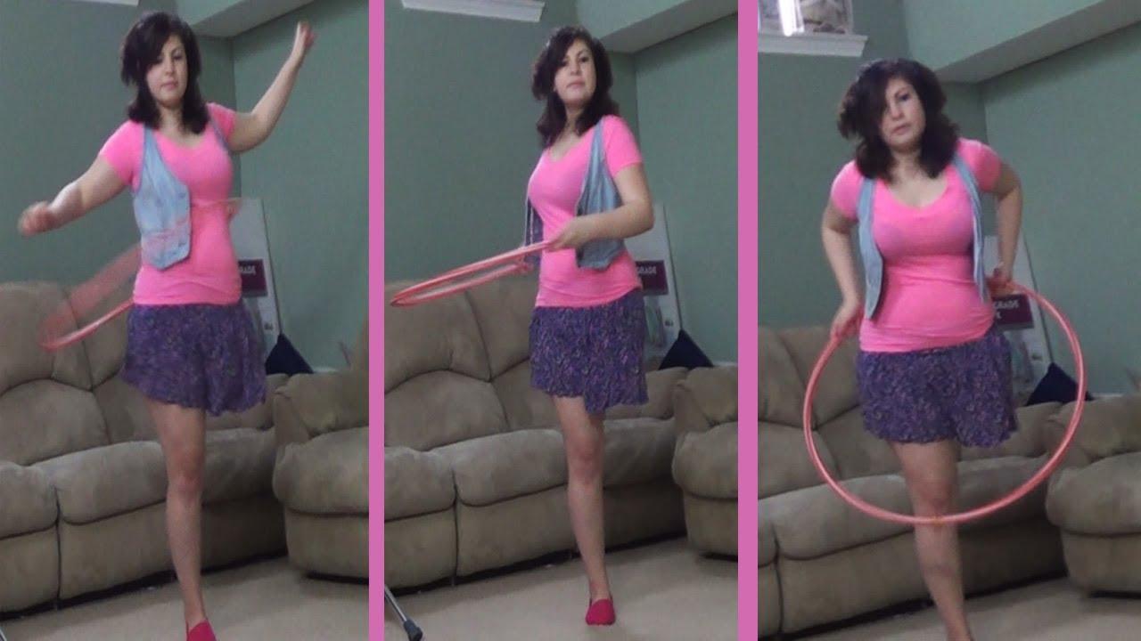 Can an amputee hula hoop   YouTube