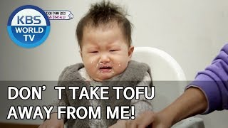 Don't take tofu away from me! [The Return of Superman/2020.01.12]