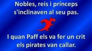 Paff el Drac Magic (catalán)