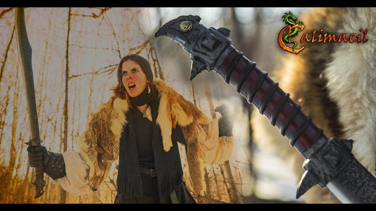 Calimacil - Baen Si II - LARP Sword