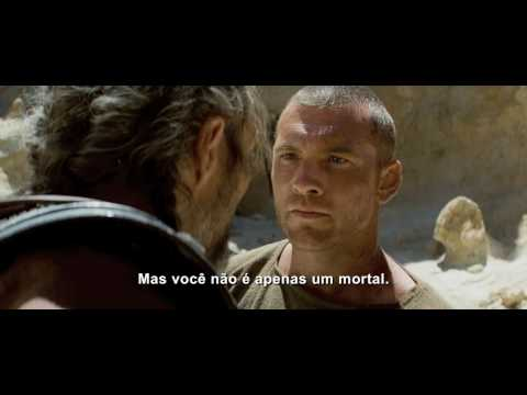 Fúria de Titãs (2010) - Trailer 3 (legendado) [HD]