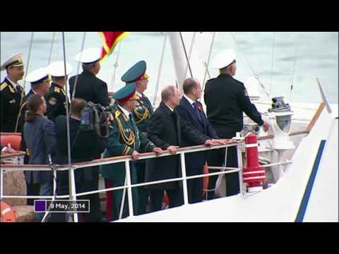 Crimea: tensions rise between Russia and Ukraine