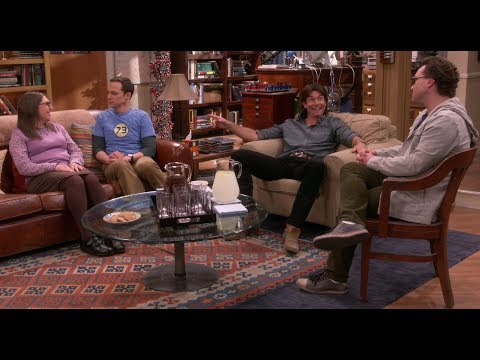 The Big Bang Theory - Amy meets George and Missy