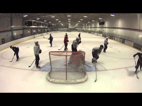 Center Ice Drop In Aug 6, 2015