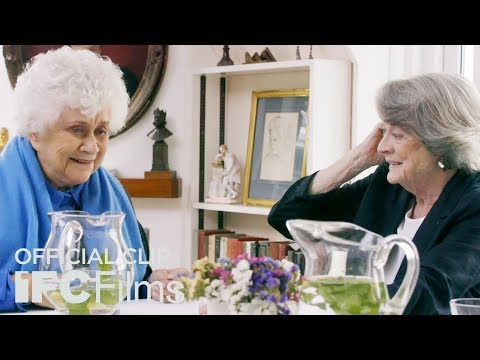 "Tea With The Dames - Clip ""Hearing Aids"" I HD I Sundance Selects"