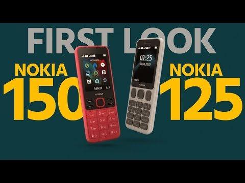 Nokia 125 and Nokia 150 First look   Jagran HiTech
