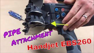 Handjet EBS260 attachment 2
