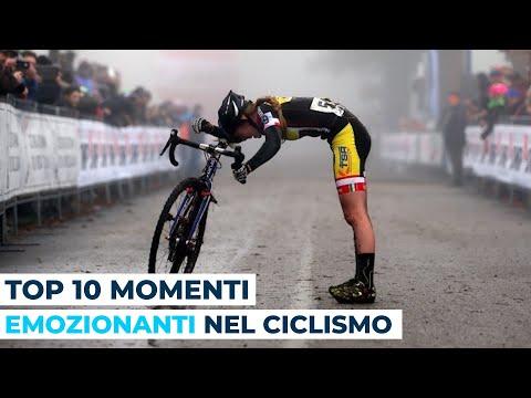 10 arrivi commoventi nel Ciclismo