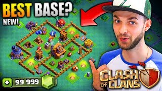 THE BEST BUILDERS BASE? - Clash Of Clans