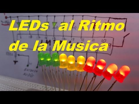✅ LEDs to the Rhythm of Music