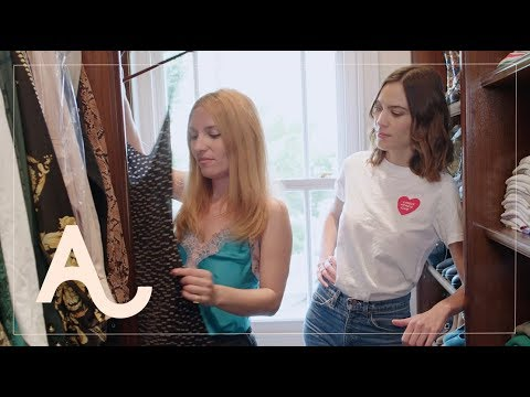 Alexa Chung Learns How To Date The French Way | ALEXACHUNG