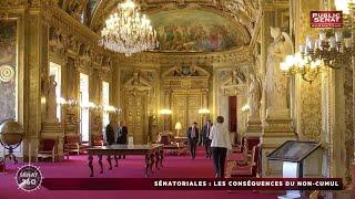 Sénat 360 : Loi travail / PMA / Logement / Europe / Sénatoriales (13/09/2017)