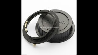Leica R -Canon EOS EF (all SLR…